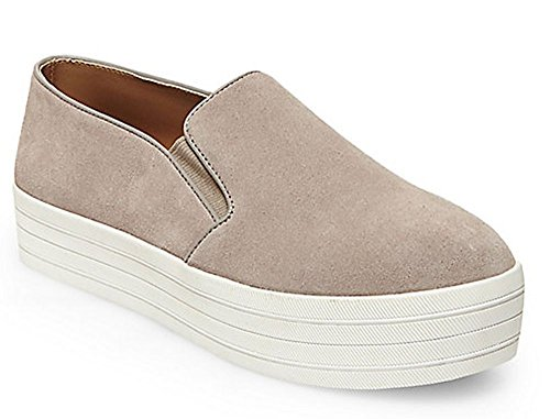 Suede 5 6 Taupe Madden Buhba Us Steve qYtBgw