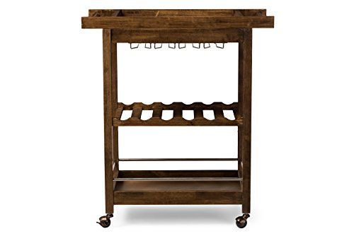 Bar Brown Wine Racks - 8