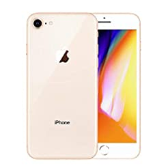 Apple iPhone 8, 64GB, Gold - For AT&T (R...