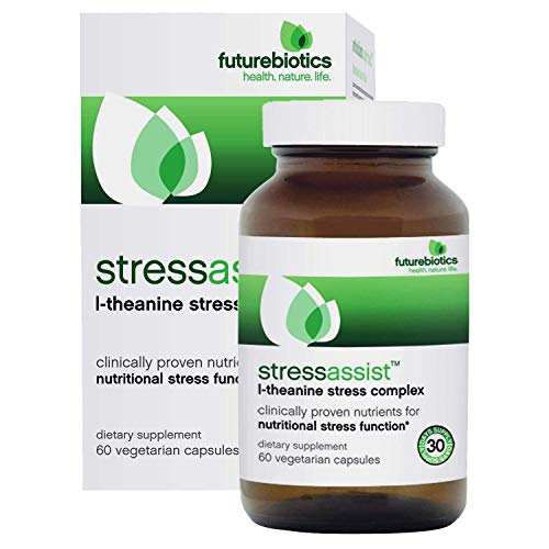 - Futurebiotics StressAssist 60 Vegetarian Capsules