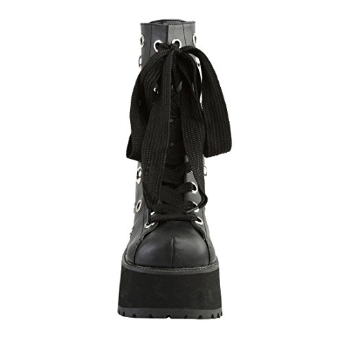 Demonia Blk 310 Leather Vegan RANGER qqS1TCa