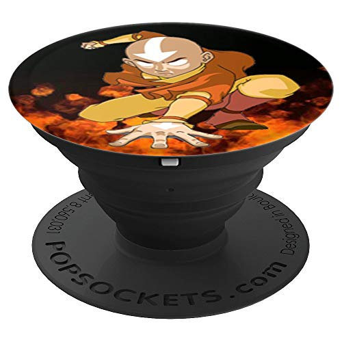 Avatar Aang Popsocket - PopSockets Grip and Stand for Phones and Tablets (Avatar Phone Watch)