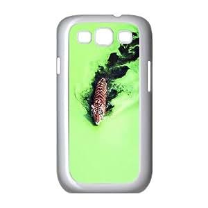 High Quality {YUXUAN-LARA CASE}Animal Tigers For Samsung Galaxy S3 STYLE-10