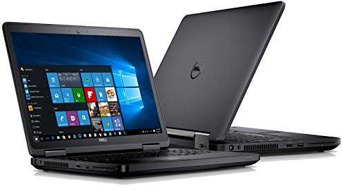 Dell Latitude E5440 Business Laptop Notebook Computer (Intel Core i7-4600U, 8GB Ram 128GB SSD, HDMI, WiFi, DVD-RW) Nvidia Geforce GT 720M 2GB Windows 10 Professional (Certified Refurbished)