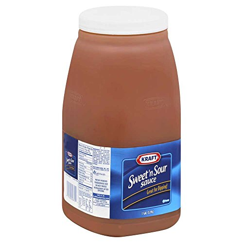 Kraft Sauce Sweet and Sour Sauce, 2 Count - Kraft Sweet