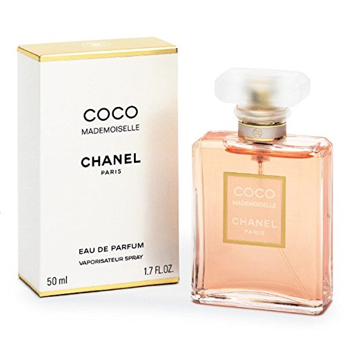 NEW C h a n e l Coco Mademoiselle Eau De Parfum Spray 1.7 oz/ 50 (Kimono Bag Purse)