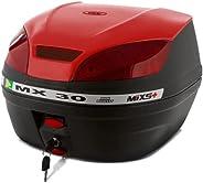 Bauleto 30 litros MIXS MX30 Vermelho