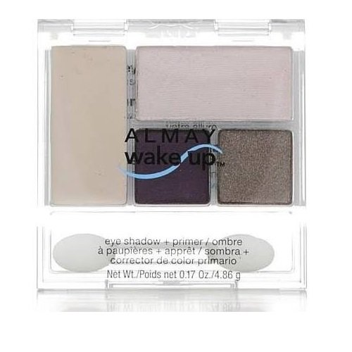 Almay Wake Up Eyeshadow and Primer Exhilarate, 0.01 Ounce
