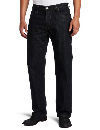 Levi's Men's Big and Tall Big & Tall 559 Relaxed Straight Jean, Tumbled Rigid, 40W X 36L