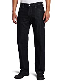 Men's 559 Relaxed Straight Fit Jean, Tumbled Rigid, 33x32
