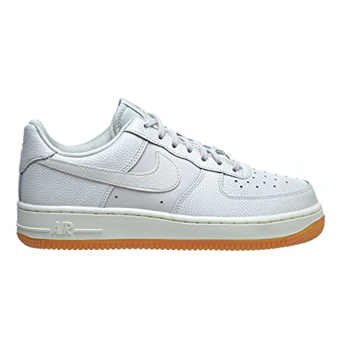 Nike Womens Air Force 1 07 Allenatori Stagionali 818594 Scarpe Da Ginnastica Fantasma / Fantasma / Vela