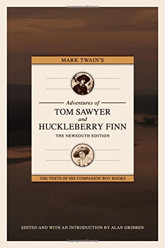 an examination of the ending of mark twains novel the adventures of huckleberry finn On mark twain's huckleberry finn mark twain's the adventures of huckleberry finn was banned for the first time while huck finn is a novel of artistic.