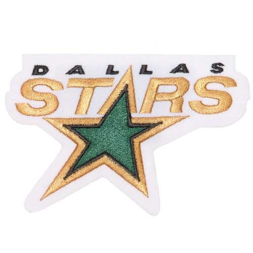 NHL Dallas Stars Embroidered Team Logo Collectible Patch