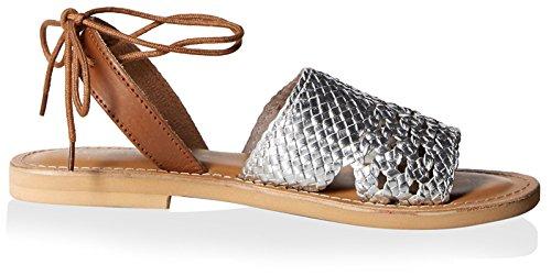 Kenneth Cole Reaction Zoom Out Pelle Sandalo