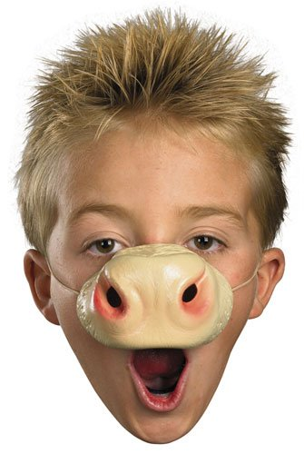 Disguise Costumes Cow Nose, Child ()