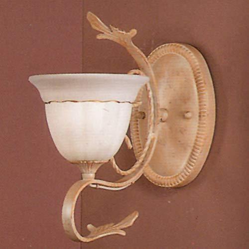 Classic Lighting 4110 I Treviso, Wrought Iron, Sconce/WallBracket, 11