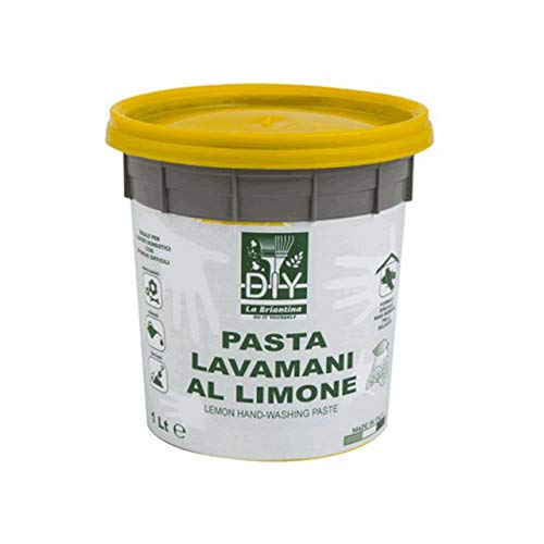 la Briantina di Poli Giovanni Pasta Lavamani, Limone, Taglia Unica Nuovo Centro Casalinghi BRI558