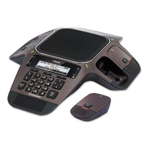 VTech VCS754 ErisStation SIP Conference Phone with Four Wireless Mics (Erisstation Conference Phone With Four Wireless Mics)