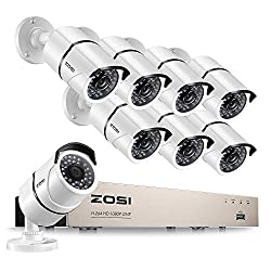 Image of the product ZOSI Security Cameras that is listed on the catalogue brand of ZOSI.