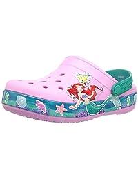 Crocs Girl's CB Princess Ariel Clog K Clogs