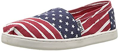 TOMS Kids Seasonal Classics (Little Big Kid)