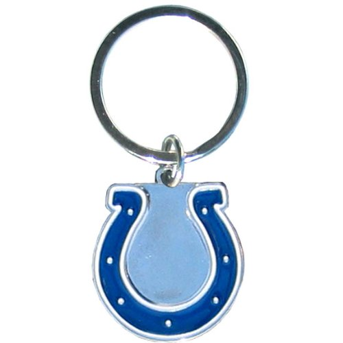 (NFL Indianapolis Colts Chrome Key Chain)
