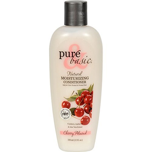 Basic Cherry Almond - Pure and Basic Moisturizing Natural Conditioner Cherry Almond - 12 fl oz