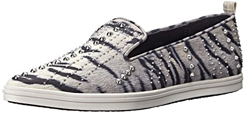 Rachel Zoe Women's Calyco Fashion Sneaker, Grey, 8 M US