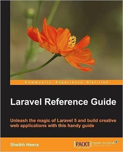 Laravel Reference Guide Paperback – June 1, 2016
