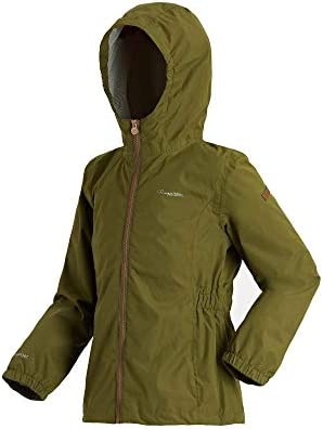 Regatta Unisex Kids Jacobina Waterproof Hooded Shell Jacket