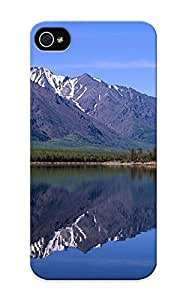 Eatcooment Iphone 5/5s Well-designed Hard Case Cover Lake Baikal Protector For New Year's Gift