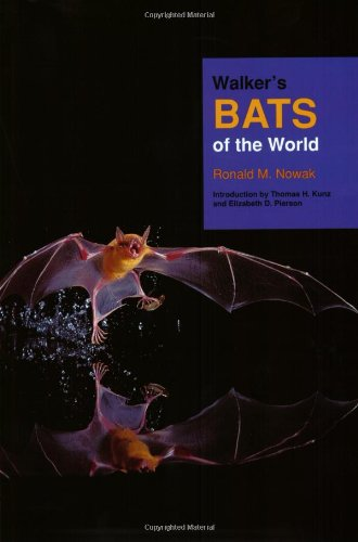 Species Bat (Walker's Bats of the World)