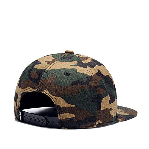 Gorras Algodón De Hop Casquette Plana De Gorra Béisbol Mujeres Hat para Alta Calidad Hat Camo Hip Hombres Huesos Snapback De Camuflaje Llxln 1wx70Hq8W