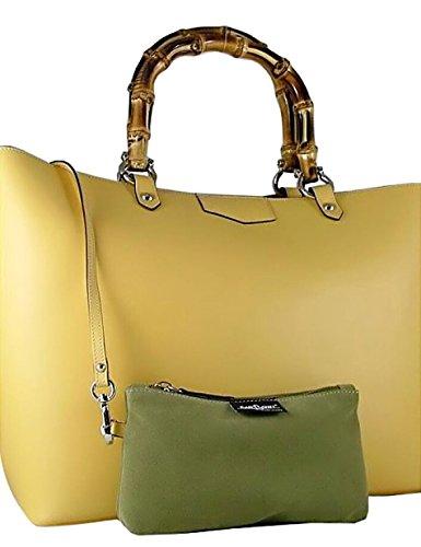 Carbotti - Yellow Bag Woman