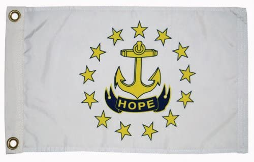 Taylor Made Flag 93125 Rhode Island