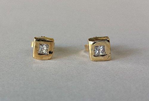Contemporary Princess Earrings (Princess Earrings)