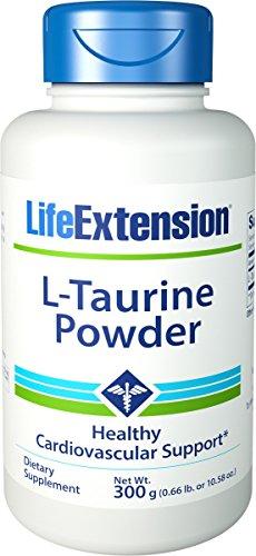 Life Extension L-Taurine Powder -- 300 g
