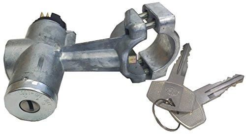 Well Auto Ignition Steering Lock W/switch Column diameter 1 1/4 inch 80-85 Nissan 720 Pickup Base Model 79-86 Nissan 280zx, Sentra,Stanza,pulsar