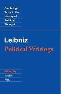 Leibniz philosophical essays