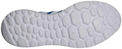 Adidas Cloudfoam Speed AW4909, Zapatillas Hombre, Azul / Blanco (Azusol / Ftwbla / Ftwbla)