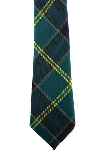 (U.S. Army Tartan Wool Necktie USA)