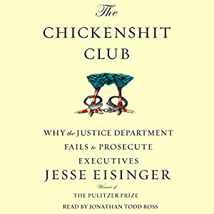 The Chickenshit Club Audiobook