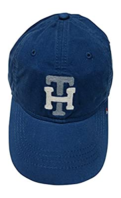 Tommy Hilfiger Men's Logo Hat Ball Cap Blue