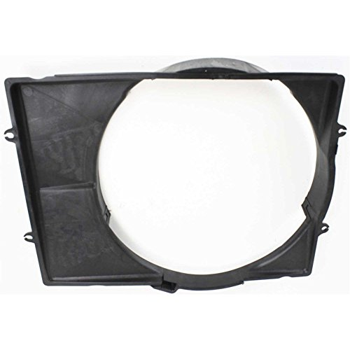 (Radiator Fan Shroud Compatible with Toyota Pickup 84-95 4Cyl. Gas Engine)