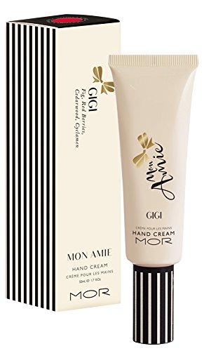 Mor Hand Cream, Gigi, 1.7 Fluid Ounce