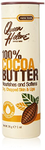 Cocoa Butter Stick (Queen Helene Cocoa Butter, Stick, 1 Ounce [Packaging May Vary])