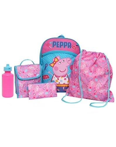 Pig Piece 10 (Peppa Pig Backpack 5-Piece Set)