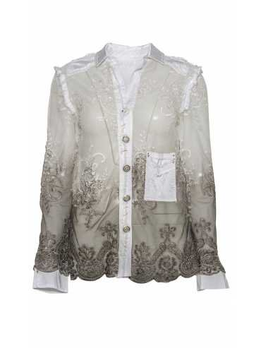 4d095363dc7 Elisa Cavaletti Women's Blouse: Amazon.co.uk: Clothing