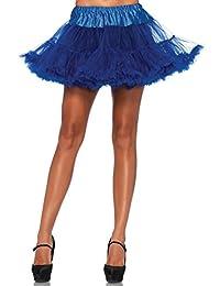 Leg Avenue Royal Blue Tulle Petticoat