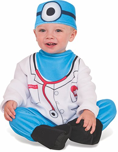 Rubie's Baby Doctor Snuggles Costume, Multicolor, Infant ()